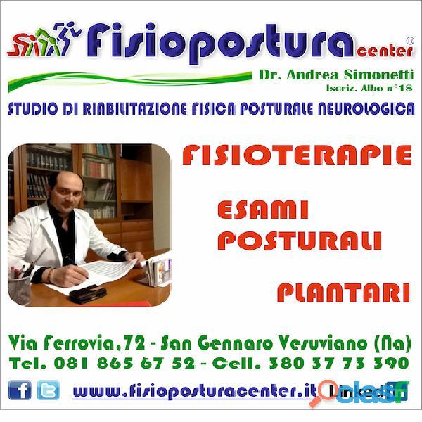 POSTUROLOGO Dr. Simonetti 1