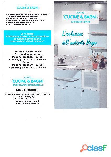 mobili da bagno, Gallarate,Varese,Samarate,Arsago Seprio, Cardano al Campo 0