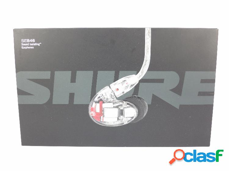 Shure SE846 Cuffie Isolanti 0
