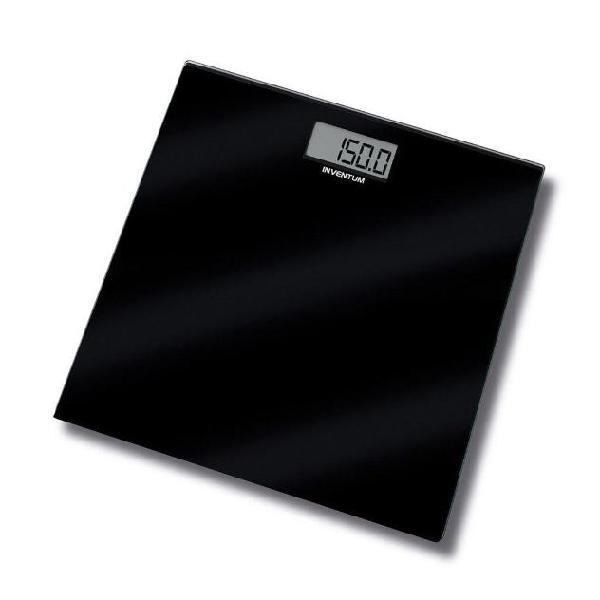 Inventum Bilancia pesapersone vetro nera 150 kg PW406GB 0