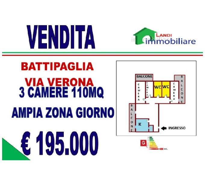 Appartamento 110 mq Battipaglia 0