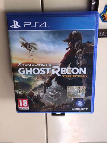 Ghost Recon: Wildlands - PS4 0