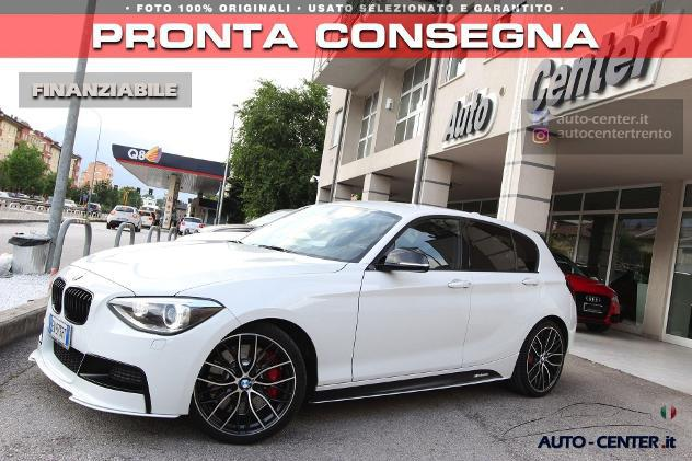 BMW Serie 1 120d Aut Msport Kit PERFORMANCE M-sport 0