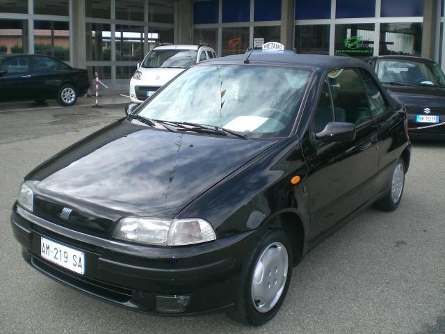 Fiat Punto 90 cat Cabrio ELX 0