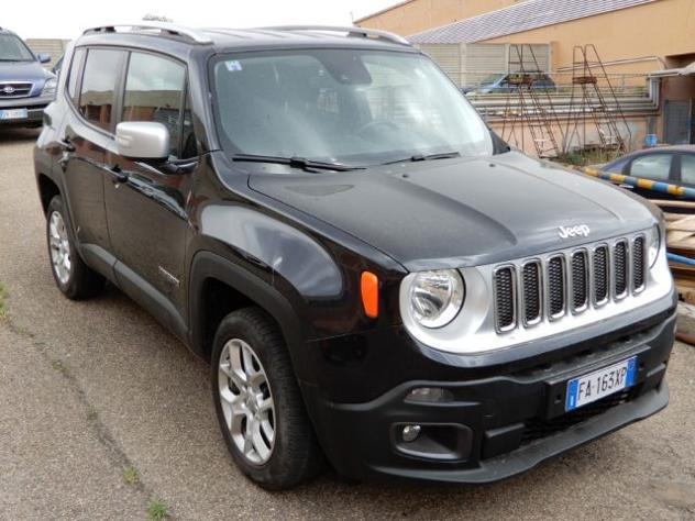 JEEP Renegade 2.0 Mjt 140CV 4WD Active Drive Opening Edition 0
