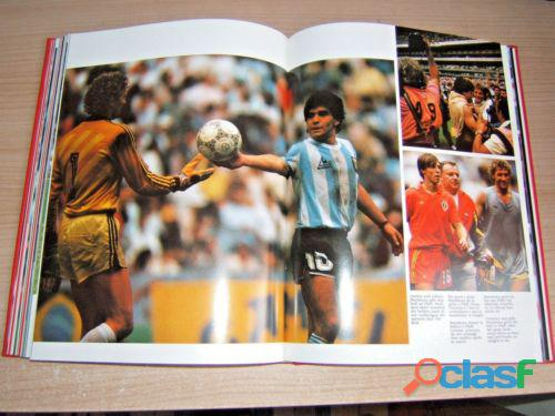 MEXICO WORLD CUP 86 ECCEZIONALE 2 VOLUMI COME NUOVI 3