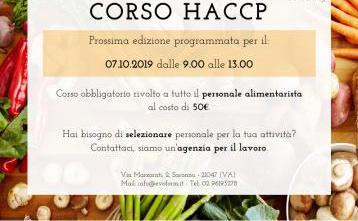 Corso haccp 0