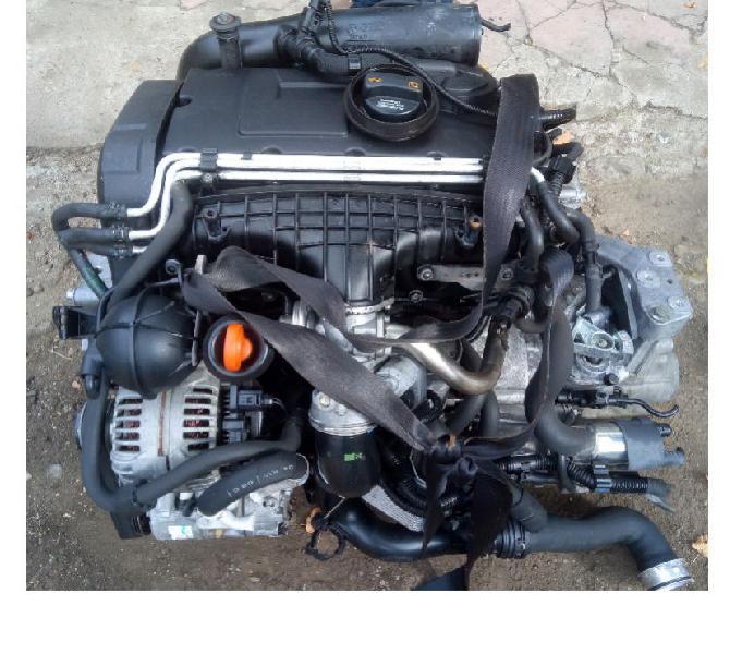 "Motore Volkswagen Golf V Touran 2.0 TDI BKD ""07 0"