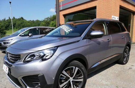 Peugeot 5008 - 9.000 KM - ALLURE- BlueHDi 120 CV Calco 0