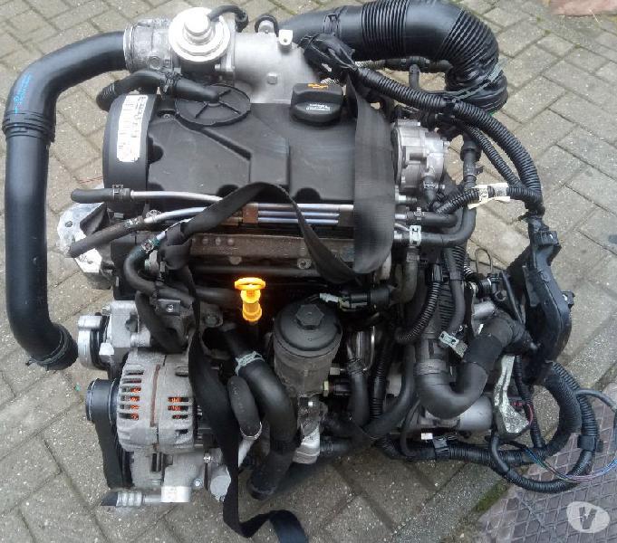 Motore Seat Ibiza 1400 TDI BNM 131000 km 0
