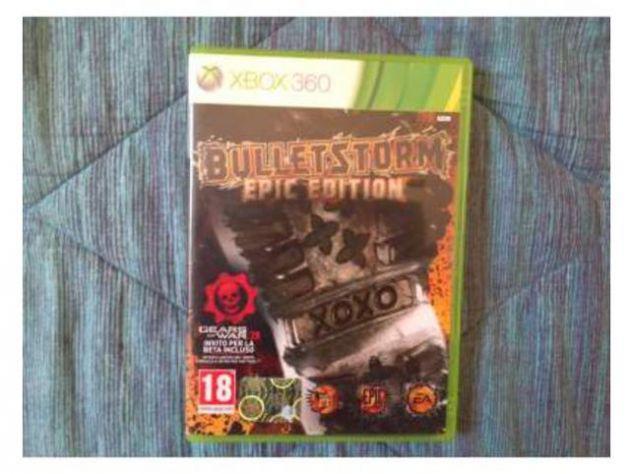 Bulletstorm Epic Edition XBox 360 0