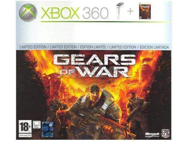 Bundle Gears Of War HDMI PAL 0