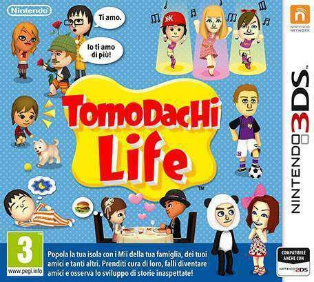 Tomodachi Life Originale Nintendo 0