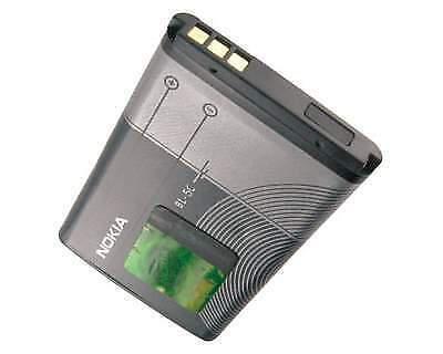 Batteria originale nokia n70 Batteria litio bl-5c 0