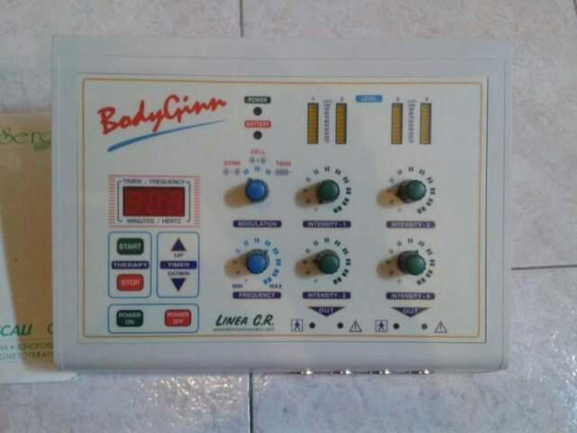 Body ginn elettro stimolatore professionale 0