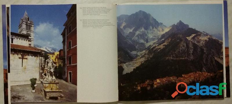 Toscana 360° in cofanetto di Paolucci, Antonio  Roli, Ghigo; 1°Ed.Priuli & Verlucca, 2004 nuovo 2