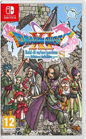 Dragon Quest XI per Nintendo Switch SIGILLATO 0
