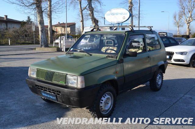 Fiat Panda 1000 4x4 *IMPECCABILE 0
