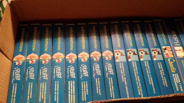 Video cassette cartoni animati 0