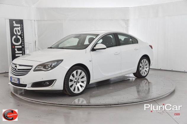 """Opel Insignia 2.0 CDTI 4x4 163cv Cosmo Navi Cerchi 19"""" 0"""