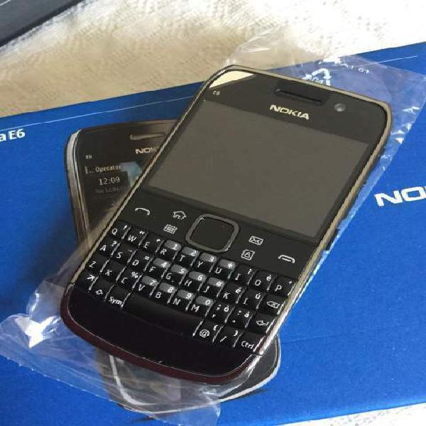 Cellulare Smartphone Nokia e6 nuovo originale 0