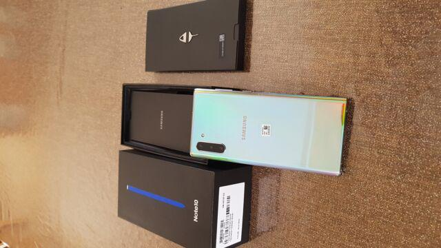 Samsung Galaxy note 10 grigio 0