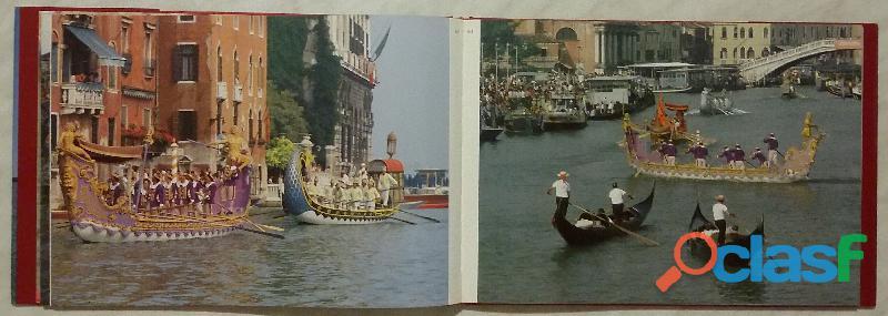 Regata storica. Ricerca storica, icongrafica di Adriano Favaro; Editore: Arcari Editore, 1994 nuovo 2