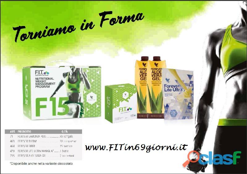 Programma per detossinarti, gestire il peso e tonificare il tuo organismo