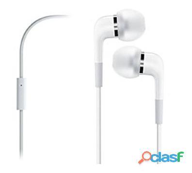 Auricolari in ear bianchi per Apple iPhone iPad iPod