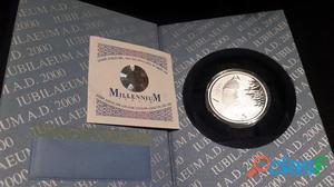 Moneta commemorativa giubileo 2000