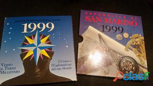 Serie divisionale di san marino del 1999