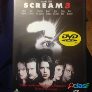 Film dvd scream 3