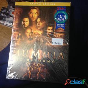 La mummia il ritorno speciali edition