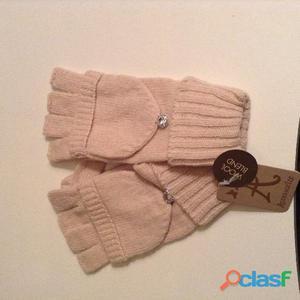 Guanti accessorize in lana nuovi mai usati