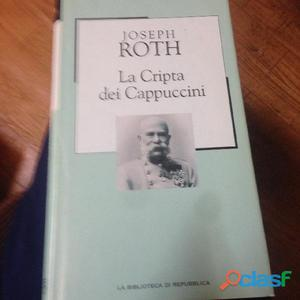 Joseph roth la cripta dei cappuccini