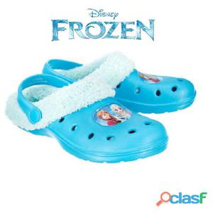 Disney Frozen   Clogs   Anna, Elsa & Olaf 24/25 26/27 28/29