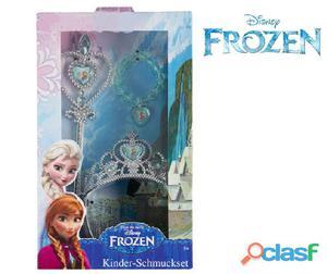 Disney frozen set gioielli elsa e anna disney frozen   schmuckset   elsa, anna