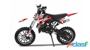 Moto cross crx 50cc