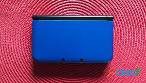 Console nintendo 3ds xl blue   sd card 4gb