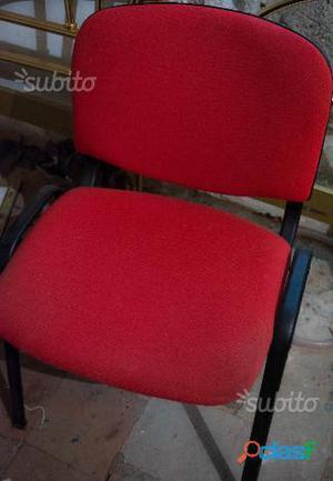 Vendo 2 sedie ufficio