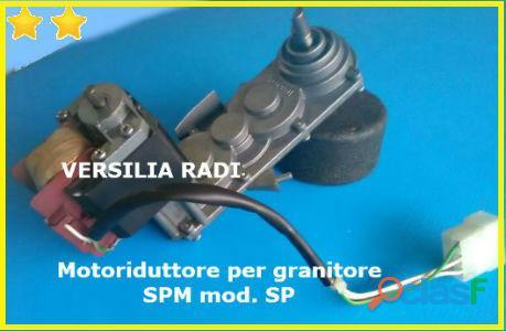 Motore per granitore SPM completo di guarnizione