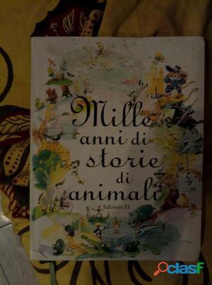 Mille anni di storie di animali