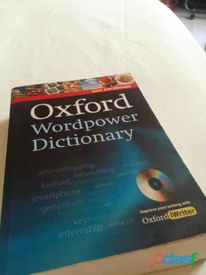 Dizionario oxford wordpower dictionary 4th edition