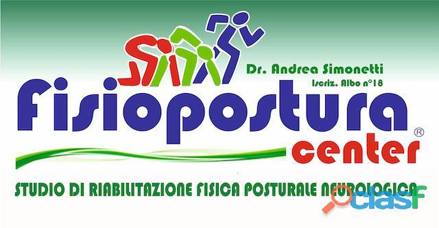 FISIOPOSTURAcenter   Dr. Andrea Simonetti