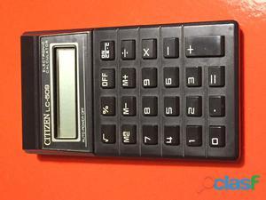 CITIZEN LC 509 calcolatrice Vintage