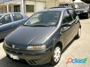 Fiat punto 2a serie 2002 trattabile