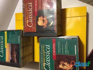 Lotto 30 cd i maestri della musica classica
