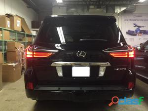 my used 2016 Model Lexus LX570 full options