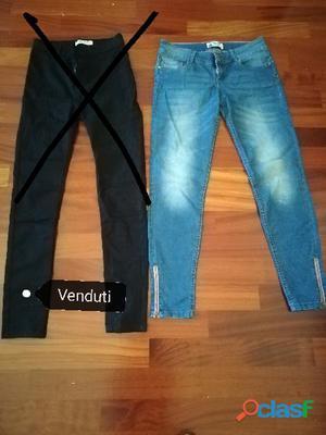 Vari tipi di jeans da donna