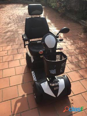 Scooter elettrico wimed martin bianco 2018 mai usato